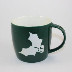 Starbucks Holiday Green Mug